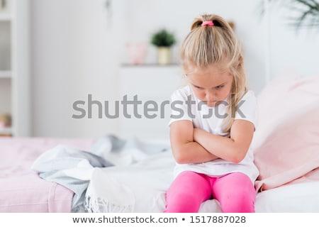 скучно · ребенка · молодые · назад · школы · Председатель - Сток-фото © pressmaster