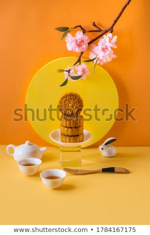 Snack in bloom. Stock photo © Fisher
