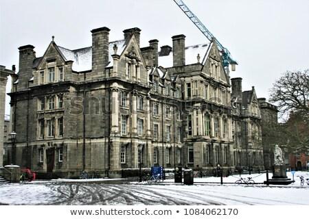Graduates Memorial Building, Dublin, Ireland Stock photo © borisb17