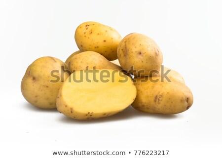 Yukon Potatoes Stock photo © bobkeenan