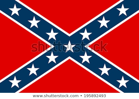Confederate Flag Stock photo © piedmontphoto