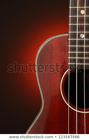 Küçük enstrüman müzik notaları klasik viyolonsel müzik Stok fotoğraf © KonArt