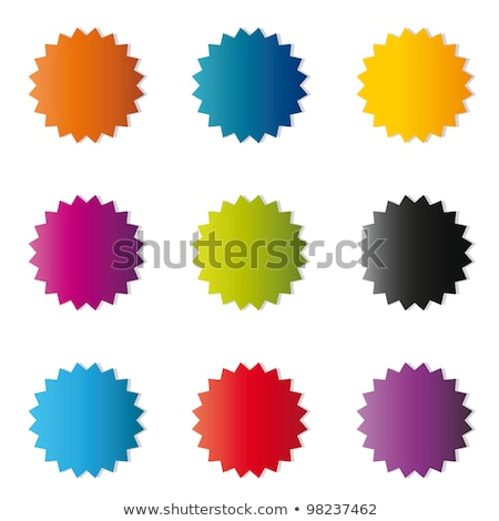 best offer star button stock photo © marinini