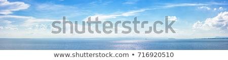 cloud panorama Stock photo © Paha_L
