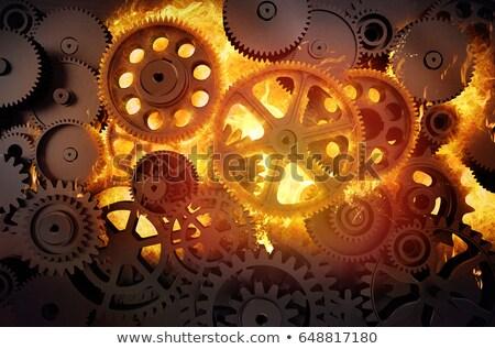 Working clockwork Stock photo © zzve
