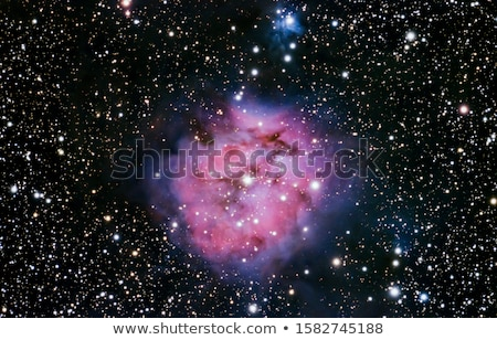 IC5146 Cocoon Nebula Stock photo © rwittich