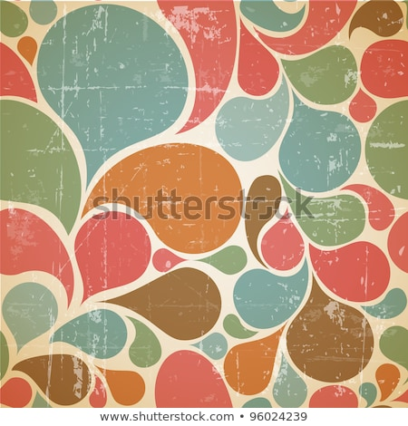 Seamless grunge retro background Stock photo © Elmiko