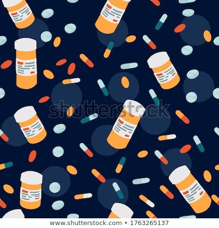 таблетки · аптека · медицина · здоровья · красочный - Сток-фото © sahua