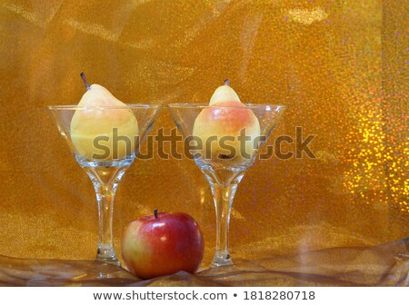 martini middle Stock photo © elvinstar