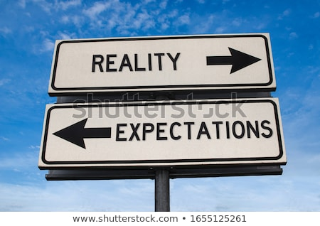 expectativas · datas · sessão · outro · branco - foto stock © pressmaster
