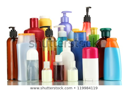 different cosmetic products for personal care Stock photo © ozaiachin