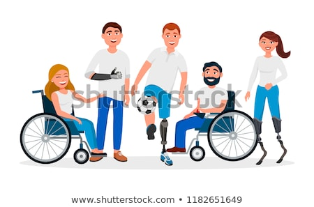 prosthetic devices. Stock photo © fanfo