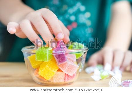 Lanches doces venda la Foto stock © jeayesy
