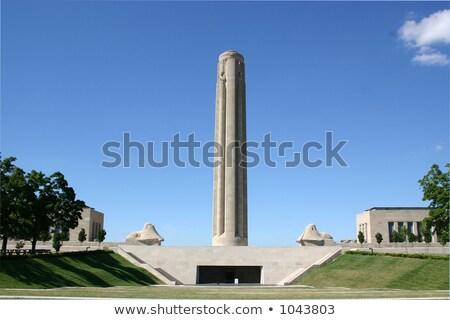 Liberty Memorial in Kansas City  Stock photo © benkrut