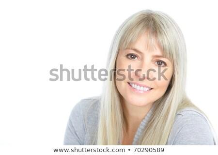 女性の顔 · クローズアップ · 女性 · 少女 · 顔 - ストックフォト © paha_l
