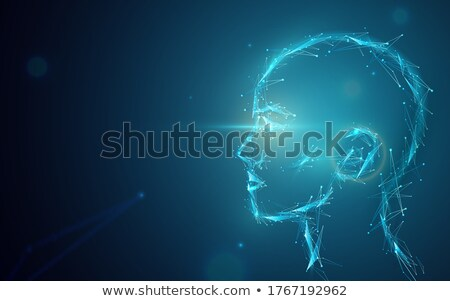Eye Vision Concept Stock photo © Lightsource