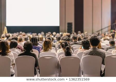собрание правления современных служба заседание работу бизнесмен Сток-фото © zurijeta