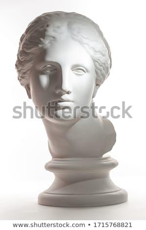 Venus head background Stock photo © sifis
