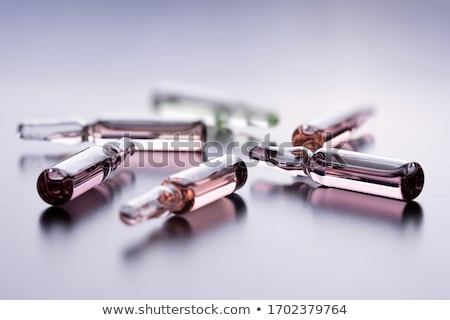 An ampoule Stock photo © bluering