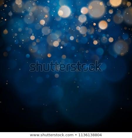 Festive background with defocused lights. EPS 10 Stock photo © beholdereye