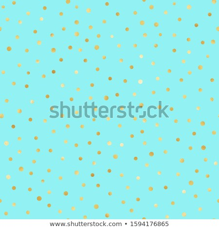 Festive confetti seamless pattern. Modern, geometric repeating texture. Memphis style endless backgr stock photo © lucia_fox