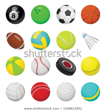 Rugby Ball Accessories Stock photo © AndreyPopov