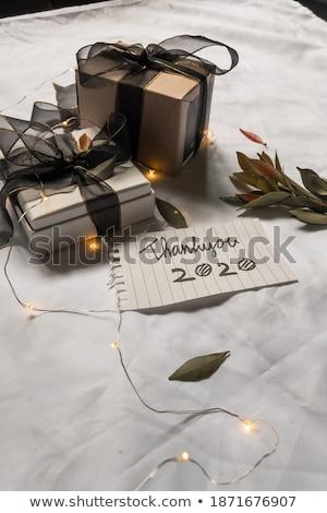 açmak · hediye · kutusu · kırmızı · yay · yalıtılmış · beyaz - stok fotoğraf © jomphong