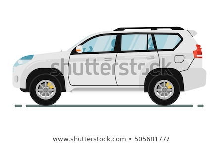 Car Transport, Jeep Vehicle Modern Automobile Stock photo © robuart