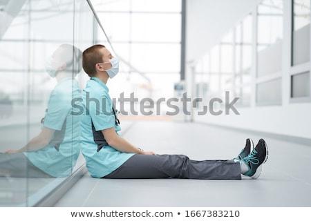 Healthcare shortcut Stock photo © leeser