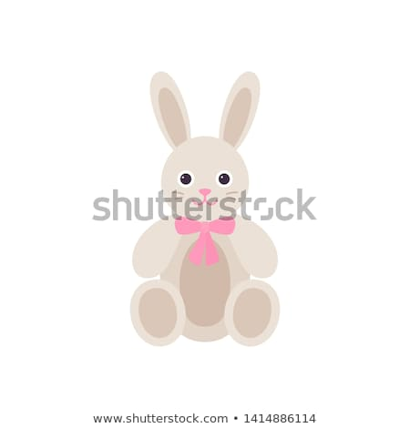 Rabbit toy Stock photo © sahua