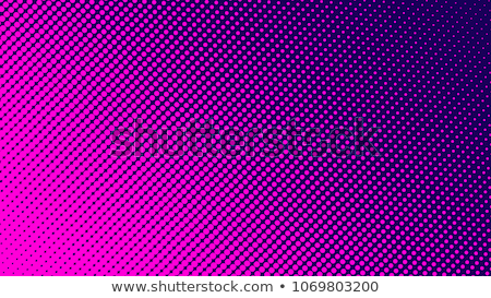 Halftoon grunge abstract achtergrond frame Rood Stockfoto © fixer00