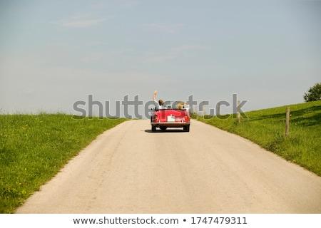 get away Stock photo © ssuaphoto