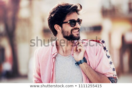 Happy fashionable shopper Stock photo © AndreyPopov