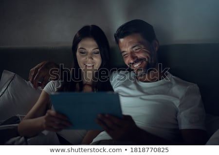 Just browsing. Stock photo © lithian