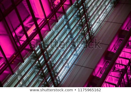 abstract industrial architecture Stock photo © prill