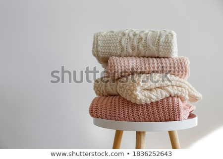 Knit top Stock photo © disorderly