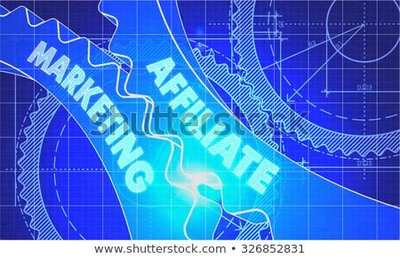 marketing · texto · azul · mapa · do · mundo · social - foto stock © tashatuvango