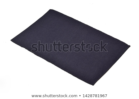 Blue cotton place mat Stock photo © Digifoodstock