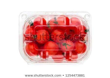 packed tomatoes Stock photo © Paha_L