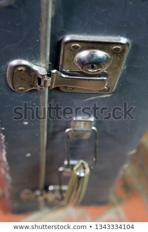 Brown attache case Stock photo © bluering