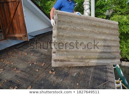 old gutter Stock photo © vrvalerian