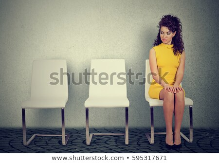 job opening secretary stock photo © tashatuvango