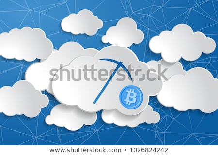 Cloud mining stock photo © PureSolution