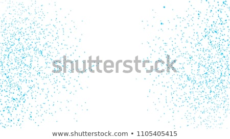 Dotted HD background , dots, point different size, scale. Design element for web banners, posters, c Stock photo © kyryloff