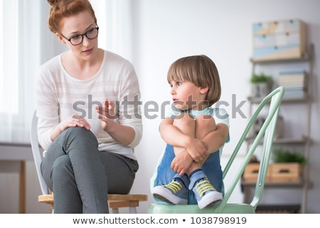 Asperger syndrome Stock photo © Lightsource
