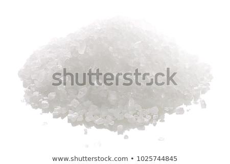 Medium ground rock sea salt, paths Stock photo © maxsol7