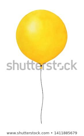 Single baloon Stock photo © montego