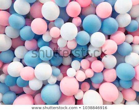 Many balloons Stock photo © montego