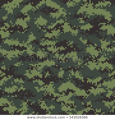 Moderne camouflage vermommen bos Stockfoto © evgeny89