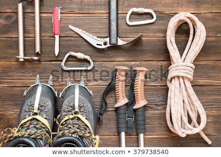 climbing equipment Stock photo © grafvision